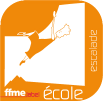 Label ecole escalade ffme